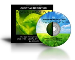 Order Christian Meditation CD
